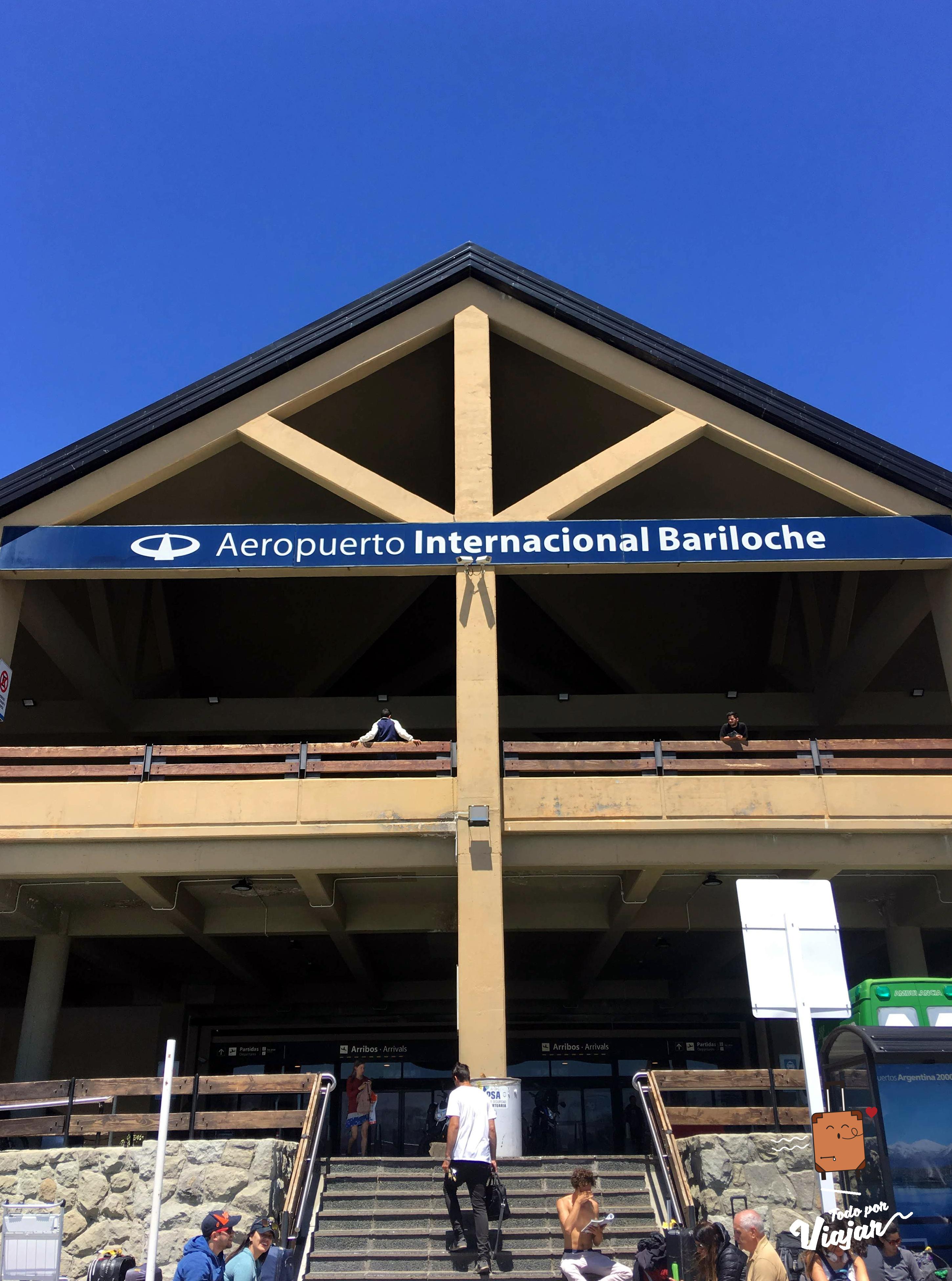 Aeropuerto Internacional de Bariloche Tte. Luis Candelaria