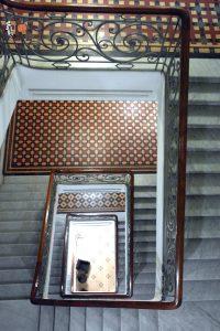 Escalera Esplendor Savoy Rosario